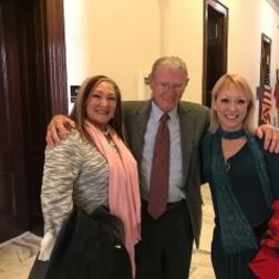 2019 DC Mardi Gras Senator Inholfe
